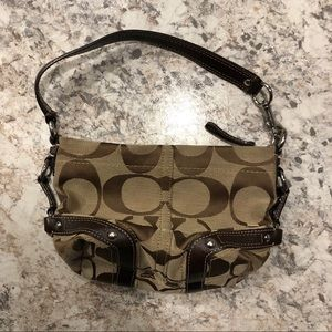 Preloved Coach Handbag